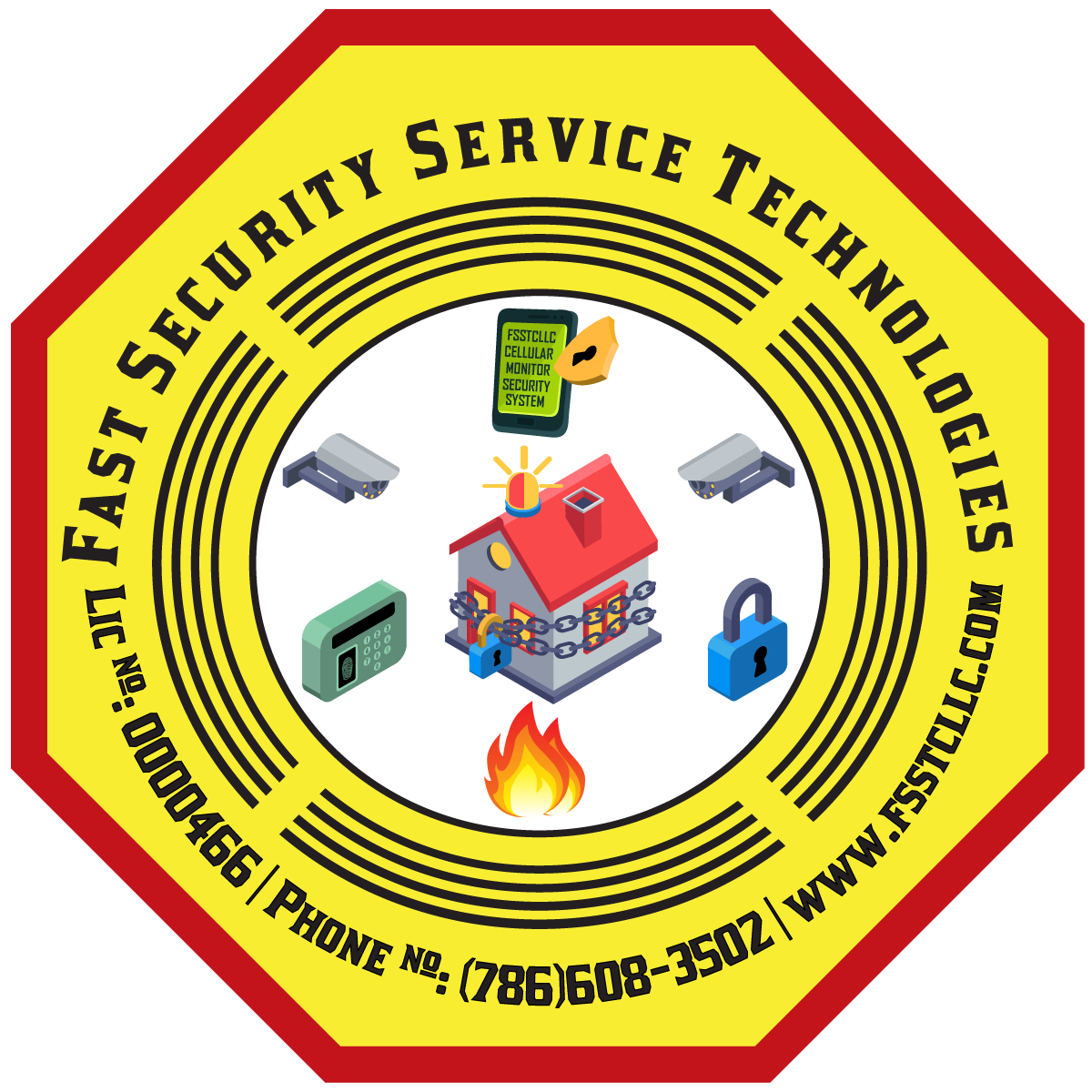 Fast Security Service Technologies - Powered by Barrett Information Technologies, Inc.
